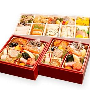 京都しょうざんのおせち 和の個食おせち&オードブル
